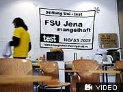 Studentenproteste Hochschulrektorenkonferenz