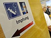 Schweinegrippe Impfung, Symbolbild, ddp