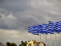 Noch kein Durchbruch bei Gespraechen in Griechenland