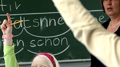 Schule Studie zu Förderschulen