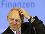 Wolfgang Schäuble, Foto: dpa
