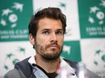 Pressekonferenz Davis Cup