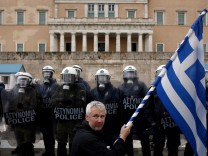General strike in Greece