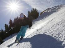 Skifahren in Garmisch-Partenkirchen