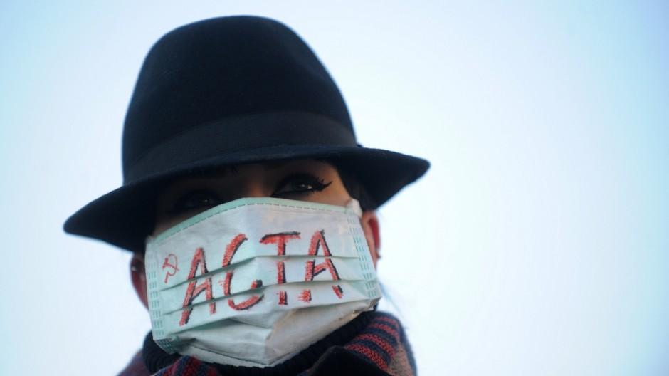 ACTA Umstrittenes Anti-Piraterie-Abkommen
