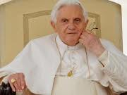 Papst; Benedikt; AFP