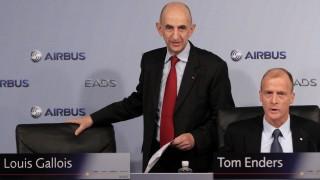 Enders wird Vorstandsvorsitzender bei EADS