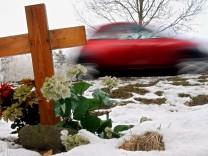 Zahl der Verkehrstoten angestiegen