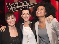 Castingshow 'The Voice of Germany'
