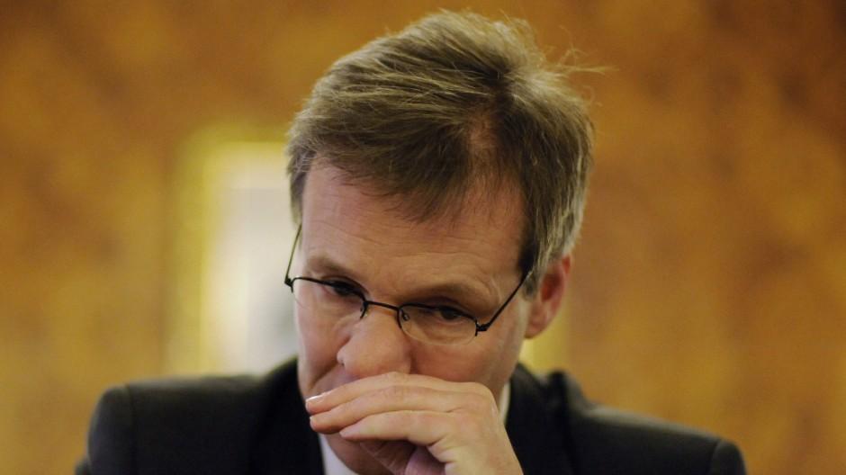 Hamburger Bezirksamtschef offenbar vor dem Ruecktritt