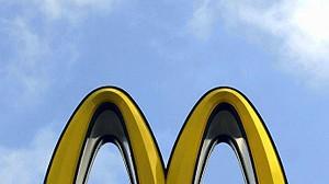 McDonald's McDonald's wird grün