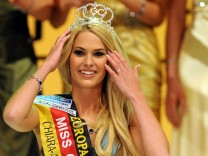 'Miss Germany' - Wahl in Rust