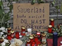 Duisburg stimmt am Sonntag ueber Abwahl von OB Sauerland ab