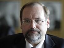 Oberbuergermeister Sauerland droht ein Ende der politischen Laufbahn