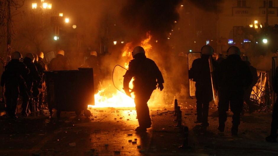 Finanzkrise in Griechenland Schuldenkrise in Griechenland