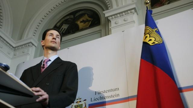 Fürstentum Liechtenstein: Erbprinz Alois