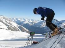 Allalin-Rennen Schweiz Saas-Fee