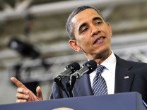 Obama Speaks to Students on FY2013 Budget
