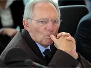 Wolfgang Schäuble, dpa