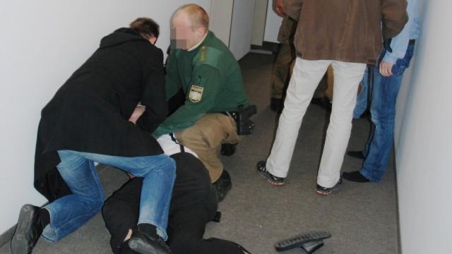 Rosenheim Prozess um Polizeieinsatz