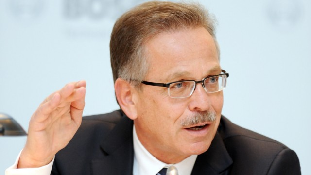 Bosch feiert Rekorde für 2011