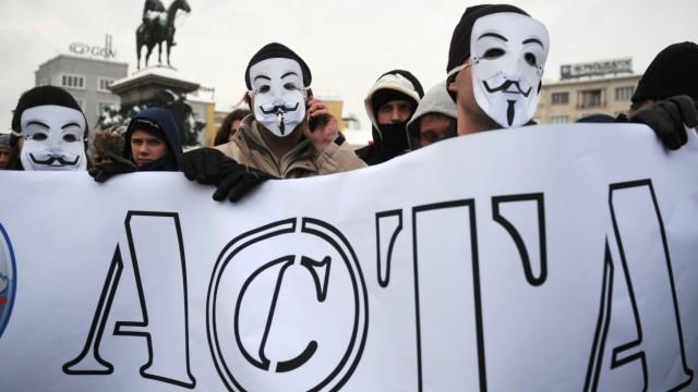 ACTA Kritisiertes Anti-Piraterie-Abkommen