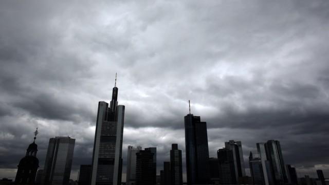 Geldhäuser müssen sich auch Herabstufungen einstellen Frankfurt. Ratingagentur Moody's
