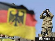 Meseberg, Einsatz der Bundeswehr, dpa