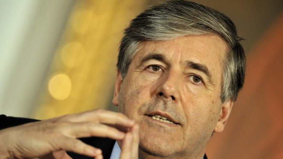 Ackermann warnt vor Zusammenbruch der Eurozone