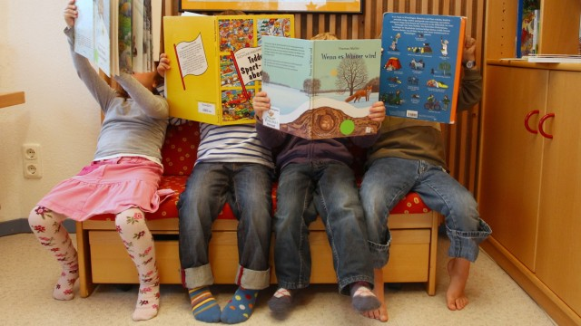 BESTPIX  Germany Face Shortage Of Child Day Care Capacity