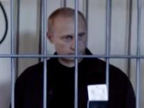 Putin hinter Gittern