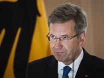 Christian Wulff, Bundespräsident, Rücktritt, Nachfolge, Schloss Bellevue