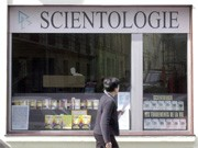 Scientology; Reuters