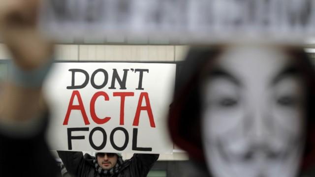 Digitalblog Acta und die Folgen