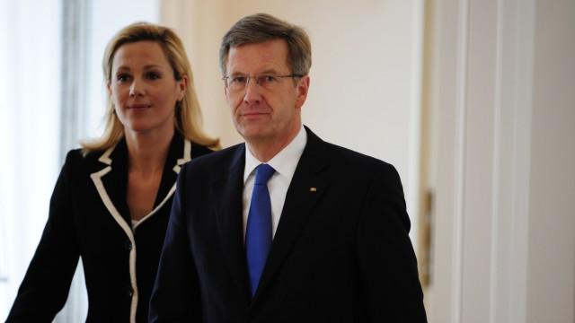 Christian Wulff, Rücktritt, Bundespräsident, Bettina Wulff,