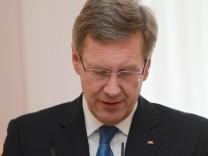 Christian Wulff, Bundespräsident, Rücktritt, Ruhegeld, Ehrensold,