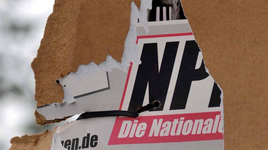 Richter: Auch mit NPD-Verbot wären Neonazi-Aufmärsche möglich