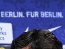 Trainervorstellung Hertha BSC
