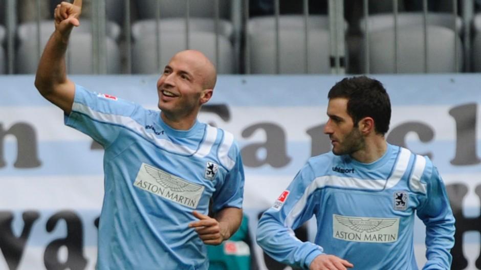 TSV 1860 Muenchen - Fortuna Duesseldorf