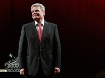 Joachim Gauck in Koblenz