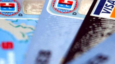 Kreditkarte Kreditkartenbetrug