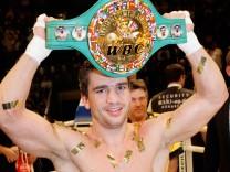 Jahresrückblick Sport - Markus Beyer verteidigt WBC-Weltmeisterschaft