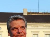 Joachim Gauck, Bundespräsident, Christian Wulff, CSU