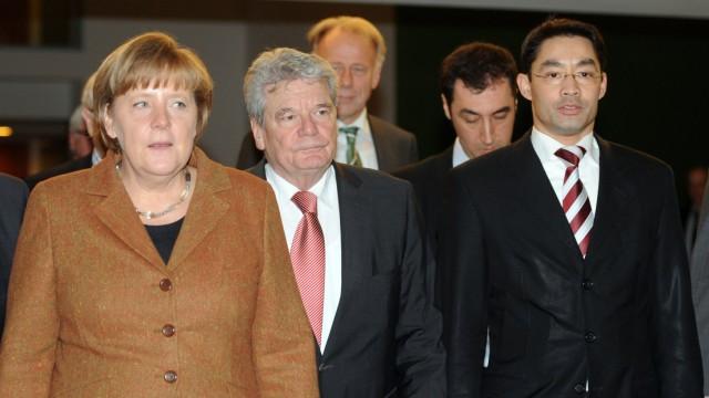 Gauck soll neuer Bundespräsident werden