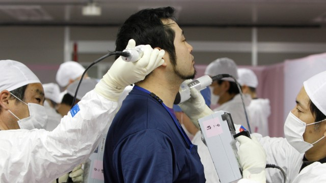 Atomkatastrophe in Fukushima Atomkatastrophe in Fukushima