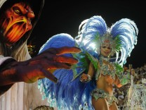 Karneval in Rio de Janeiro 2012 - skurrile Reisefotos
