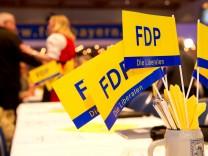 Politischer Aschermittwoch - FDP