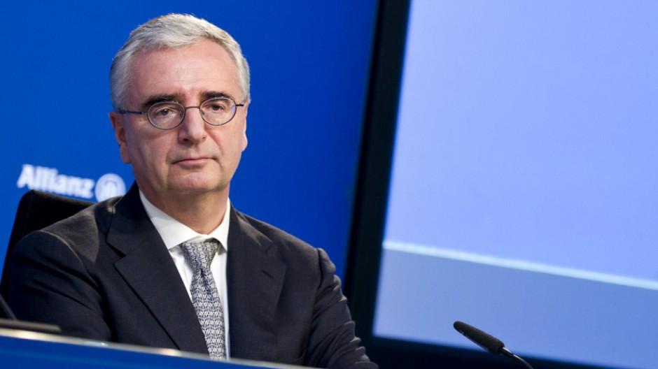 Bilanzpressekonferenz der Allianz SE