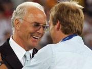 Flügelflitzer: Jürgen Klinsmann