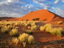 Reiseziele Afrika Namibia Sossusvlei